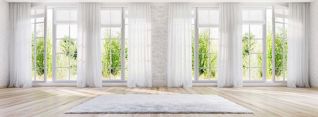 Draperies for Patio Sliding Glass Doors