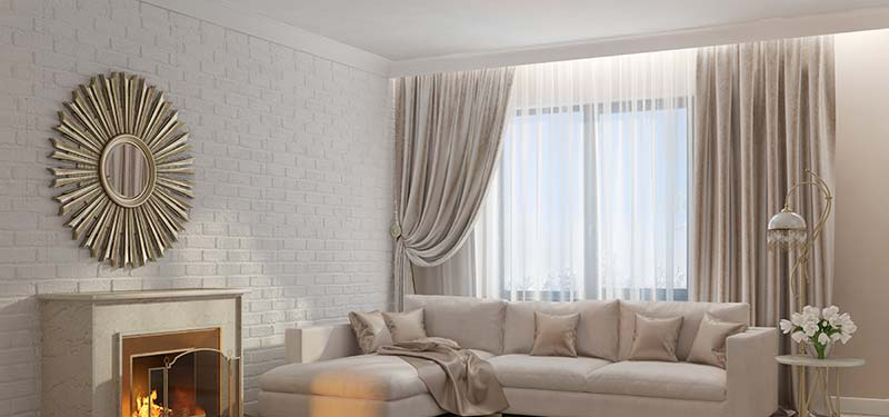 Drapes and Curtains for Your Home